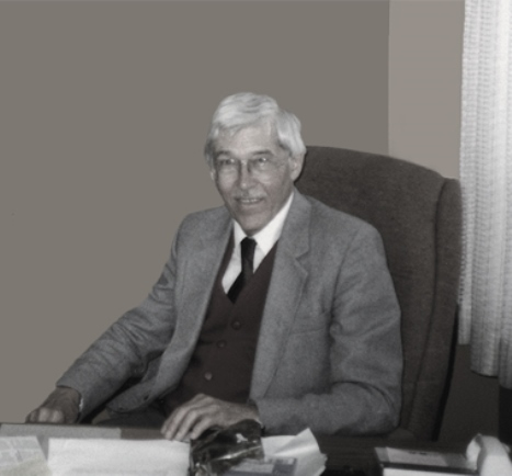 Our founder: inventor and innovator, Alfred S. Cooper.