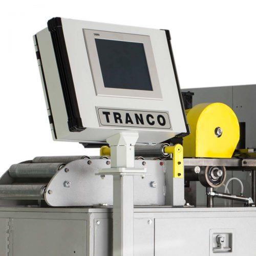 retro fit core winding machine from Tranco